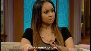 Raven-Symoné - The Wendy Williams Show (FULL) - 9/14/2010