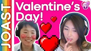 JOAST 💘 The Valentine's Day Special ❱ 📅 02.14 ❱ SYNCED DUAL CAM ❱ Janet Toast Meme