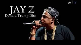 Donald Trump Diss song by Jay Z