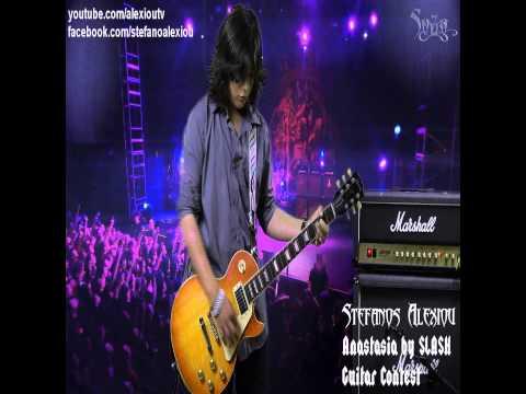 Baixar Slash - Anastasia (Guitar Cover by Stefanos Alexiou)