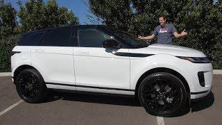 Range Rover Evoque 2020 года - это новый малыш Range Rover
