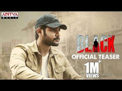 Official teaser: Aadi Sai Kumar in Black