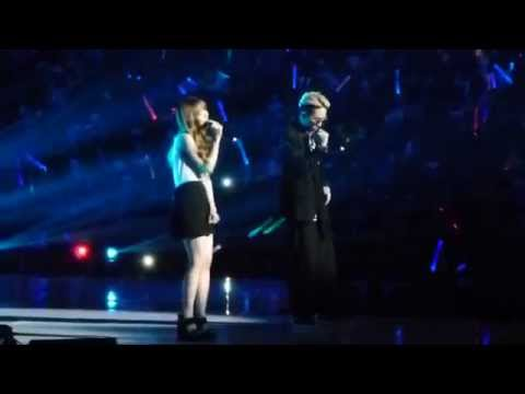 [Fancam] Zion.T & Wendy (Red Velvet)