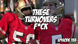 Madden 15 Ultimate Team | THESE TURNOVERS THO | Episode 155