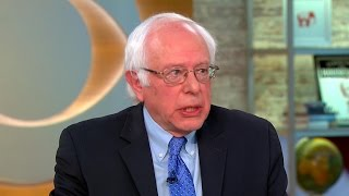 Bernie Sanders on how Donald Trump won presidency
