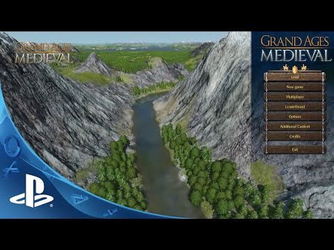 Grand Ages: Medieval Video Screenshot 1