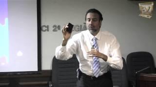 Palestra Sobre Segurança com Jorge Lordello - Dr. Segurança