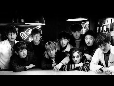 EXO Greatest / ALL Hits - Best Songs + best Solos 2017