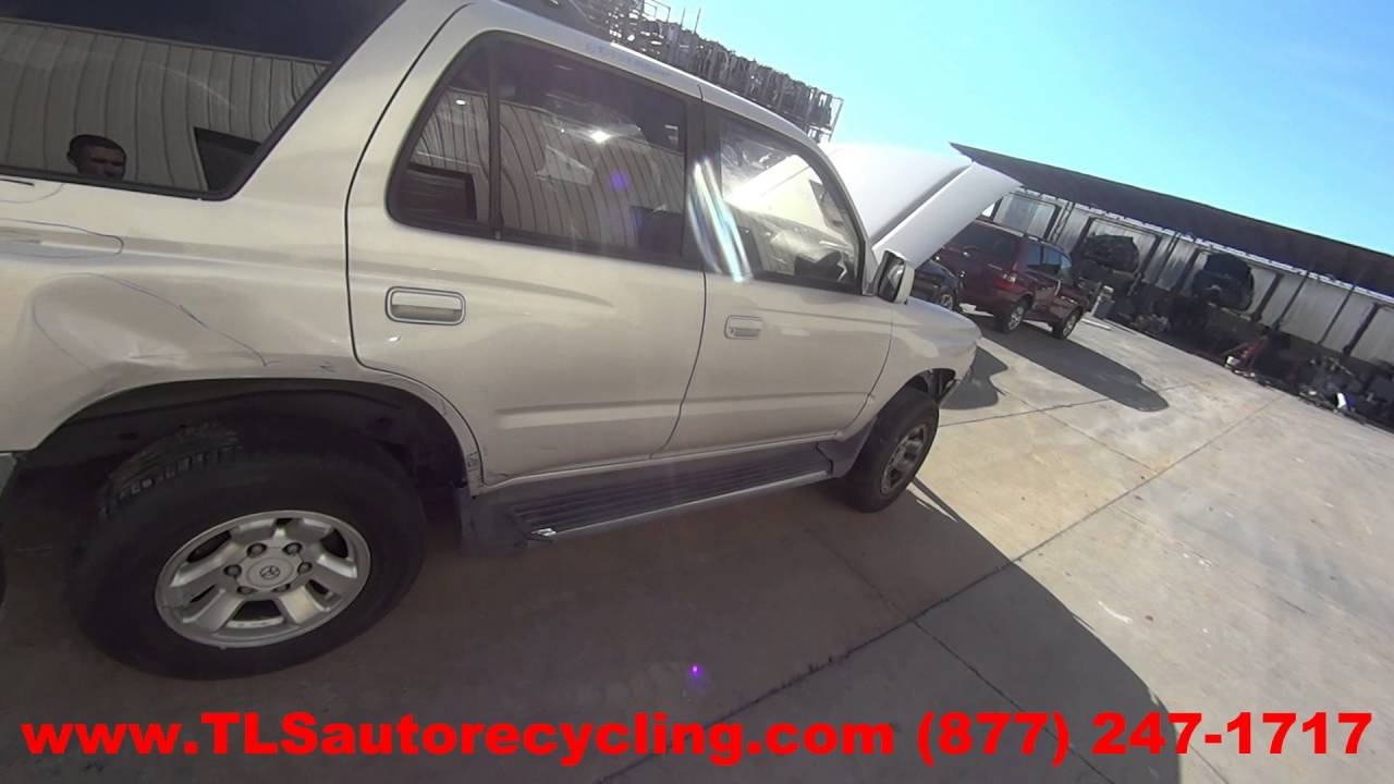 1997 Toyota 4 Runner Engine Wire Harness One Wire Is Cut