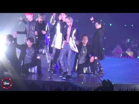 20150314 SHINee Tokyo Dome 「Picasso」Taemin focus