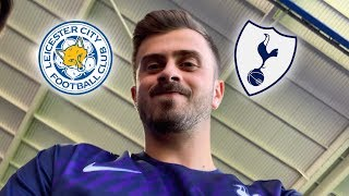 Spurs Go 2-0 Up and Somehow LOSE 2-1... | LEICESTER vs TOTTENHAM 2-1