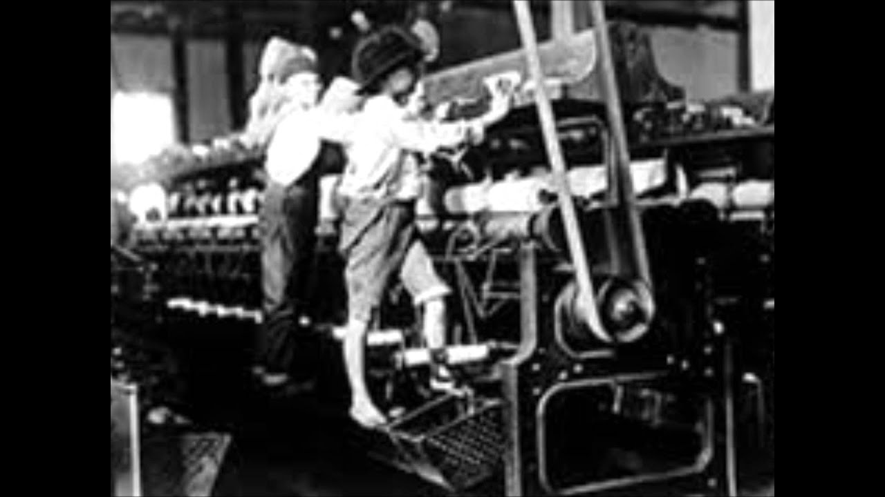 Working And Living Conditions During The Industrial
