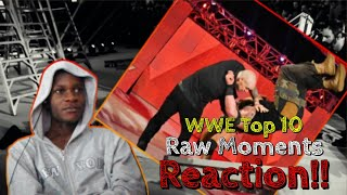 Top 10 Raw moments: WWE Top 10, May 13, 2019 REACTION