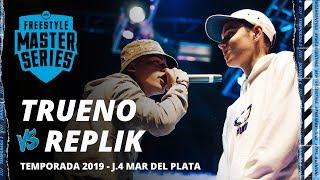 TRUENO VS REPLIK - FMS MAR DEL PLATA JORNADA 4 TEMPORADA 2019