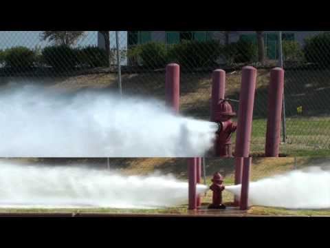 Fire Hydrant Test by Crisp-Ladew Fire Protection Company.mov