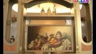 Thăm nhà người nổi tiếng: diễn viên Mai Thu Huyền