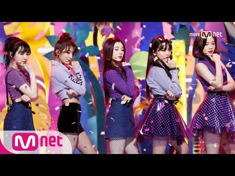 [Red Velvet - Rookie] KPOP TV Show | M COUNTDOWN 170209 EP.510