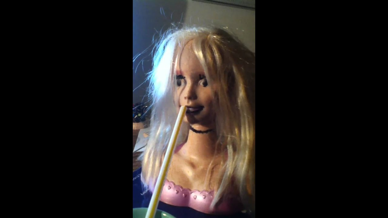 Imma Scary Barbie Girl In A Scary Barbie World - YouTube