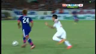 Chung Kết U19 VIỆT NAM- NHẬT BẢN Full Hiệp 2