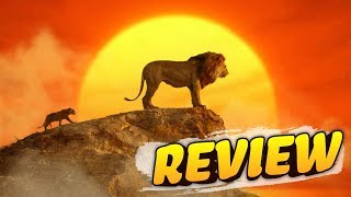 The Lion King   Review!