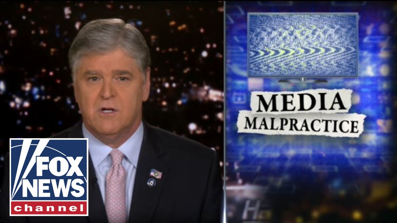 Hannity: New York Times should give Pulitzer back for malpractice