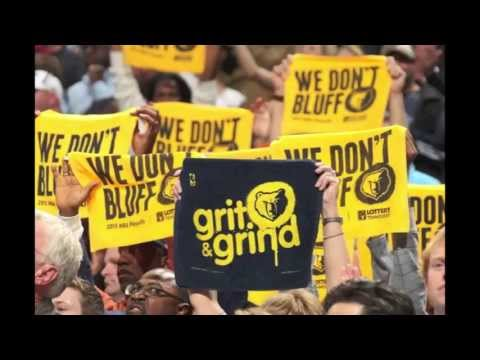 "DJ Paul KOM x Drumma Boy ""We Don't Bluff (Memphis Grizzlies Theme)"""