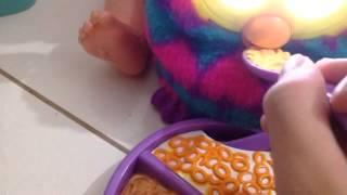 Rotina da Tarde da minha Furby Boom Maggie !