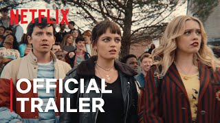Sex Education Season 3 Netflix Tv Web Series