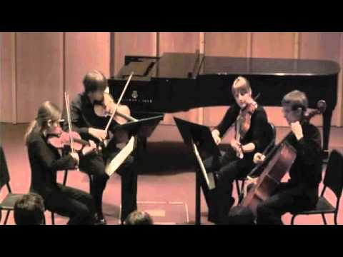 String Quartet No. 4 - Doug Merar