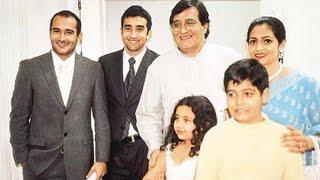 Vinod Khanna's Family | Akshay Khanna, Rahul Khanna