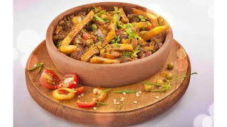 Kosala Saga Borir Bagun Aloo Recipe | How To Make Bengali style Ranna | Indian Desi Style  Recipe