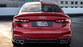 NEW! 2021 AUDI S5 SPORTBACK - 700NM TORQUE MONSTER - In beautiful details, accelerations and more