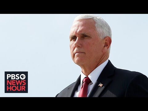 WATCH LIVE: Vice President Pence observes Veterans Day at Arlington National Cemetery