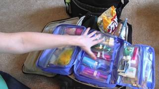 What's in my hospital bag: 2013