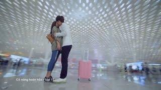 Emily bị Khai Tâm đuổi theo cưỡng hôn giữa sân bay - Cô nàng hoàn hảo phim Trung Quốc
