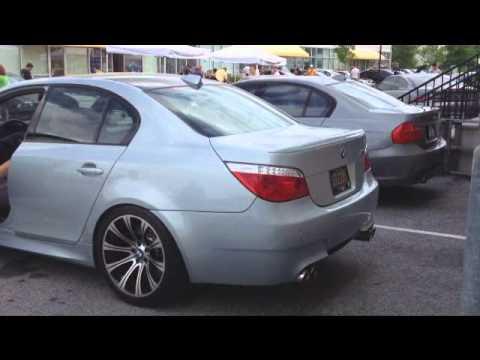 Bimmerzone.com: BMW E60 M5 RPI Exhaust