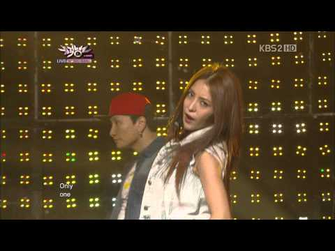 【Music Bank】BoA (feat. EXO-K SEHUN) - Only One
