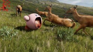 Unreal Engine 4 [4.8.2] Kirby / Kite Demo