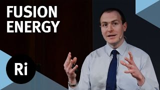 Fusion: How to Put the Sun in a Magnetic Bottle - with Ian Chapman