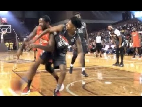21 Savage Aint Playing With Meek Mill Stands His Ground At James Harden's Celebrity Basketball Game