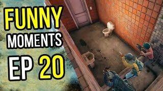 PUBG: Funny Moments Ep. 20