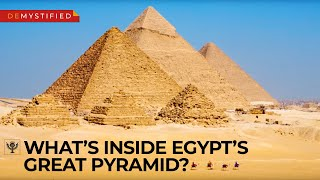 DEMYSTIFIED: What's inside Egypt's Great Pyramid?   Encyclopaedia Britannica