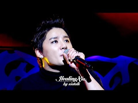 131231 2013 XIA Ballad&Musical Concert with Orchestra vol.2 김준수 사랑합니다 영상