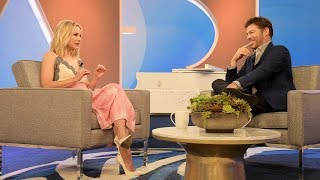 Kristen Bell on Fights with Husband Dax Shepard