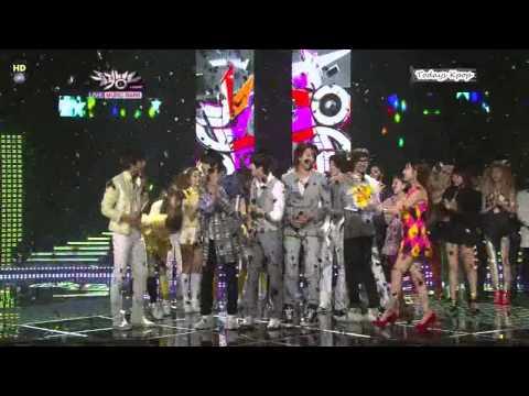 Kpop Winner Interview - 110401 TVXQ & CNBLUE