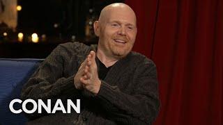 Bill Burr On Anti-Vax Conspiracy Theories - CONAN on TBS