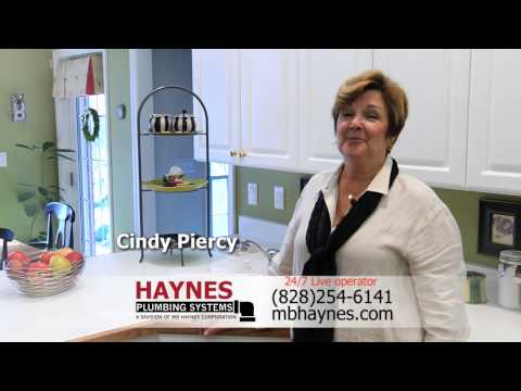 Haynes Plumbing Systems: Toilet Repair, Drain Cleaning, Residential Plumbing Services - Asheville NC