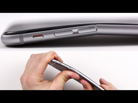 iPhone 6 plus - Will it Bend?