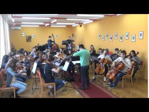 Edvard Grieg - Holberg Suite, op.40