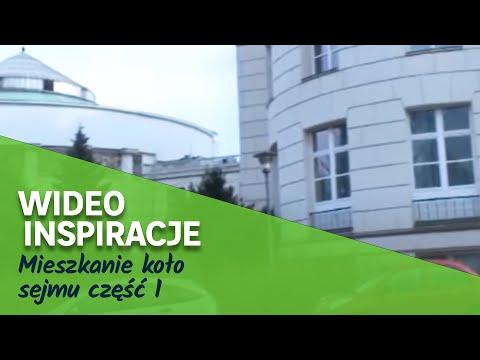 Mieszkanie koło Sejmu część 1 (wideo)